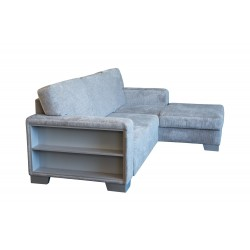 DOMINIK - 2 SEATER CORNER SOFA BED