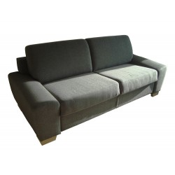 MIAMI - 2.5 SEATER CORNER SOFA BED with mattress 145 cm