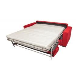 STELA - CAMA SOFÁ ESQUINA DE 2.5 PLAZAS con colchón 145 cm