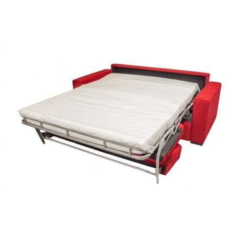 2,5 sed STELA , rozkládací pohovka pro každodenní spaní