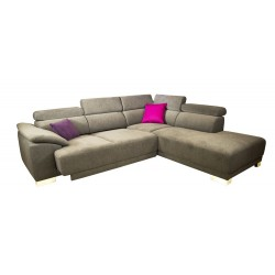 WELLNESS - 2 SEATER CORNER SOFA