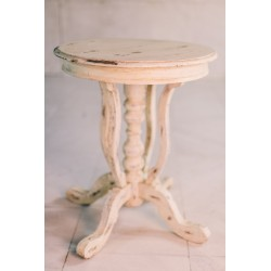 TABLE D'APPOINT ROMANCE