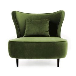 Křeslo Douglas Love Olive green