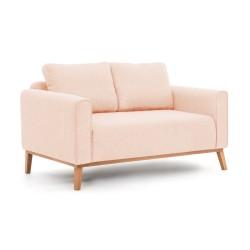 Dvojsed Milton Light Pink