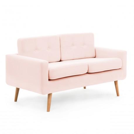 Dvojsed Ina Pastel Pink