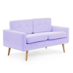 Dvojsed Ina Pastel Purple