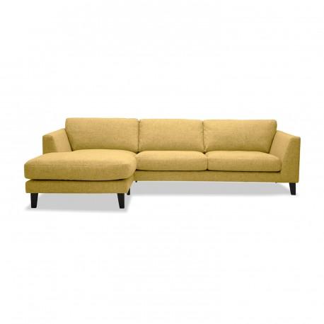 2,5 Sed Monroe Yellow s lenoškou nalevo