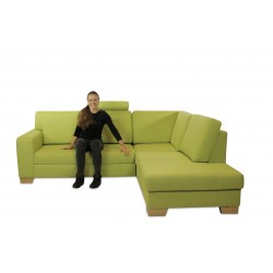 CORNER SOFA SET DOMINIK