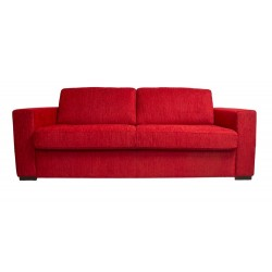 STELA - 3 SEATER SOFA BED with mattress 165 cm